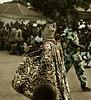 Yellow, Ceremony of the Dead, Ouidah, Benin